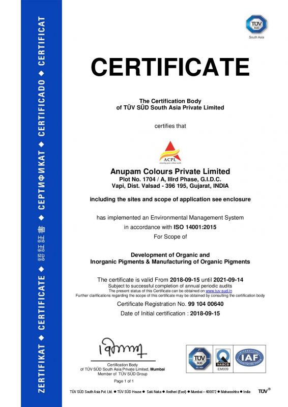 Certificate - ISO 14001-2015-page-001